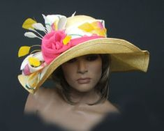 derby hats for women | Kentucky Derby hats, Preakness custom hats Royal Ascot, Couture ...