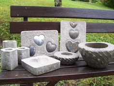 Betong och trädgård: Workshop -08 och -09 Cement Pots, Concrete Planters, Papercrete, Beton Diy, Concrete Projects, Artsy Fartsy, Stepping Stones, Diy And Crafts, Workshop