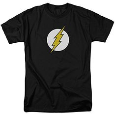 DC Comics Flash Logo Mens Short Sleev…