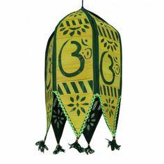 Home Décor Toran Ceiling Decoration Green Cutwork Lamp Shade Indian Art Green Lamp, Ceramic Knobs, Ceiling Decor, Cutwork, Wall Hooks, Indian Art, Home Decor Accessories, Cushion Covers, Beautiful Homes