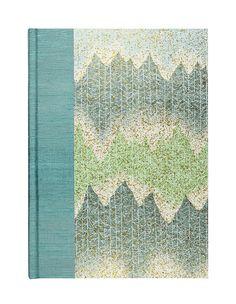 Beautiful address book #wolfiesbindery on Etsy. $25