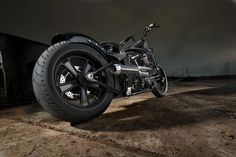 Roland Sands Judge Black Ops wheel