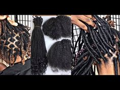 Having great hair is sometimes an elusive goal at times. There are lots of things to consider when it comes to hair. Faux Locks Crochet, Crochet Goddess Faux Locs, Faux Locs Goddess, Faux Locs Hairstyles, Girls Natural Hairstyles, Black Girls Hairstyles, African Hairstyles, Natural Hair Braids, Natural Hair Styles