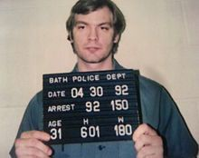 Jeffrey Dahmer was murdered in prison by another inmate, who claimed disgust at Dahmer's behaviour.
