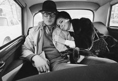 """Anajanette Comer and Michael Caine by Terry O'Neill  American actress Anjanette Comer snuggles up to English actor Michael Caine in Berlin during the filming of 'Funeral in Berlin', circa 1966. Comer was originally chosen for the part of Samantha Steel  Limited Edition Silver Gelatin Signed and Numbered  12"""" x 16"""" / 16"""" x 20""""  20"""" x 24"""" / 20"""" x 30""""  24"""" x 34"""" / 30"""" x 40"""" / 40"""" x 60"""" / 48"""" x 72""""  For questions or prices please contact us at info@igifa.com"""