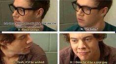 Harry I love you...