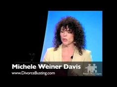 Michele Weiner-Davis, MSW is an internationally renowned relationship expert, best-selling author, marriage therapist, and professional speaker who specializes in helping people change their lives and improve important relationships. Contact @ExecSpeakers to have Michele at your next event. http://www.executivespeakers.com/speaker/Michele_Weiner-Davis