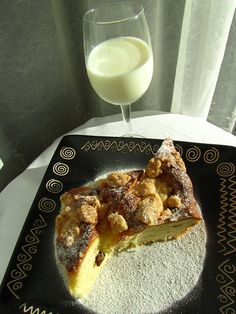 Ciasto drożdżowe | Yeast cake
