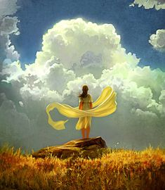 Wind by RHADS on Deviant Art