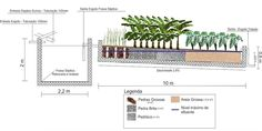 O tratamento é fácil: um pouco de filtragem, outro pouco de raízes e plantas, o cuidado de se conter o grosso.