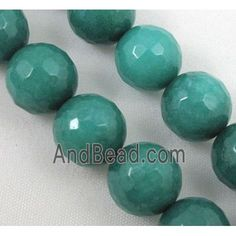 green Jade Beads, stability, faceted round, green dia, approx per st Jade Beads, Jade Green, Stability, Peacock, Peacocks, Peafowl
