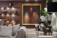 Apartamento de 330 m² ganha versatilidade e decoração elegante