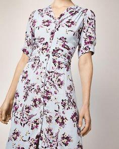 The Sofia Midi Dress Jasmine – byTiMo