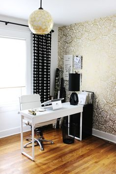 An Organized Office… - http://www.decoradecor.com/an-organized-office.html
