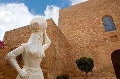 Mojacar almeria monumento a la mujer