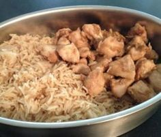 Recipe Easy Peasy Varoma Garlic & Soy Chicken and Rice by Nats Thermomixen in the Kitchen, learn to make this recipe easily in your kitchen machine and discover other Thermomix recipes in Main dishes - others. Cantaloupe Recipes, Radish Recipes, Soy Chicken, Chicken Recipes, Steamed Chicken, Chicken Rice, Garlic Chicken, Kitchen Recipes, Cooking Recipes