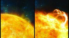 El Sol podría lanzar llamaradas 1.000 veces más potentes de lo que pensábamos