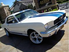 1966 Ford Mustang - Image 1 of 12