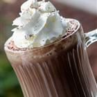 Creamy Hot Cocoa Recipe - Just made this.I added a chunk of semi-sweet bakers' dark chocolate for even more chocolate amazingness with homemade whipped cream! Best Hot Cocoa ever =) Creamy Hot Chocolate Recipe, Homemade Hot Chocolate, Hot Chocolate Recipes, Chocolate Smoothies, Chocolate Shakeology, Lindt Chocolate, Chocolate Crinkles, Chocolate Drizzle, Cooking