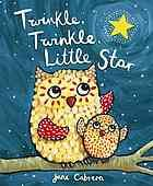 Twinkle, twinkle, little star  Author:Jane Cabrera  Publisher:New York : Holiday House, 2012.  Edition/Format: Book : Primary school : English : 1st American edView all editions and formats   Summary:A variety of baby animals are lulled to sleep by a version of the familiar lullaby tailored to their environment.