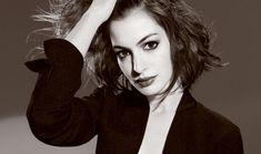 Anne Hathaway ショートのが綺麗
