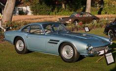 1963 Jaguar Le Mans D-Type Coupé Special by Michelotti