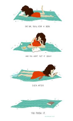 This is the true magic of well written stories. (Illustration by Natasha Kline)