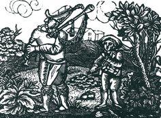 Gaiteiro A gaita gallega tocada polo gaiteiro -- 1853.