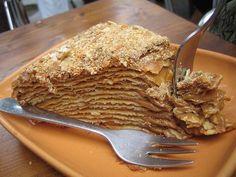 Viaje Culinario: Pastel Milhojas con Manjar Blanco