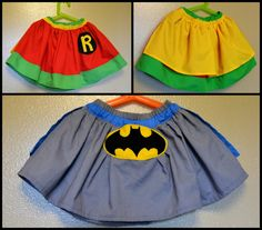 The Super Skirt #tutorial!  OMG, do you think my fifth graders would think I was cool if I wore one of these during Halloween?  :)