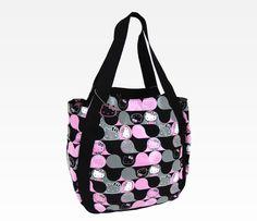ASICS x Hello Kitty Tote Bag: Pink