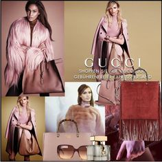 """""""GUCCI F/W '14/15 Ad-Campaign"""" by andreajanke on Polyvore #Gucci #Fashion #Campaign"""