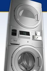 Whirlpool Commercial Laundry Whirlpool Washer And Dryer, Commercial Laundry, Laundry Appliances, Coin Card, Energy Efficiency, Washing Machine, Saving Money, Industrial, Dryers