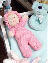 i just purchased this pattern and i am going to make some for children in hospitals or to send to other countrys, She is so adorable. baby