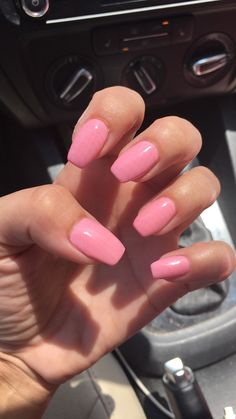 True Honesty by Perfect Match Gel Nails Squoval (June/16)