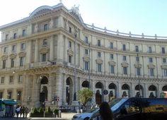 Piazza della Repubblica, Roma
