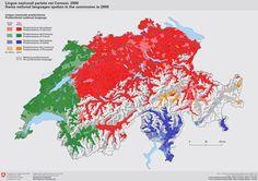 Languages of Switzerland.