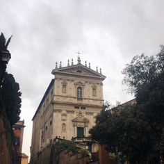 Standing tall in Rome