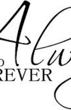 """""""forever and always"""" by AllisonRWhite - """"…"""""""