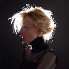 Cate Blanchett, 2015.