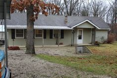 This cute lake cabin is move in ready with all the furnishings! There are 2 bedrooms, 1 1/2 baths, lots of storage and a nice deck on the back. It has a 2 car carport and a storage building for all your lake toys! Just a couple of blocks to the lake access in Pittsburg MO
