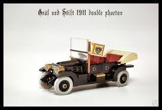 ~ Lego MOCs City ~ Gräf & Stift 1911 double phaeton