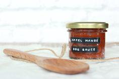 Apfel-Mango Barbecue Soße ... auf in die Grillsaison