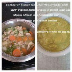Chicken and vegetable soup 28 Dae Dieet, Slender Wonder, Dieet Plan, Day Plan, 28 Days, Healthier You, Chicken And Vegetables, Clean Eating Recipes, Healthy Tips