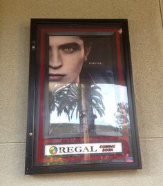 Regal Cinema,  Orange County, California.
