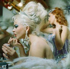 Las Vegas showgirl c.1960s