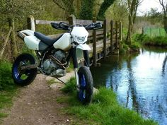 Supermoto conversion xr400