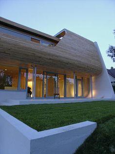 Villa Hellearmen in Stavanger, Norway; architect, Tommie Wilhelmsen