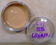 Here is a way to make a personalized BB Cream that does exactly what YOU want it to do. Need one that is better for oily skin? Dry skin? Want more coverage? Go for it… it's up to you. : ) here's the link I went a little crazy with the products I mixed… mostly …