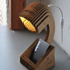 desk top lamp Laser Cutting